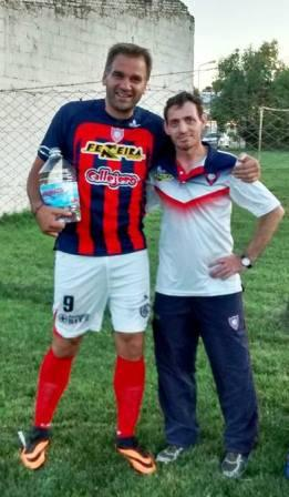 Fútbol del Recuerdo - Con gol de Lautaro Fhur, Unión venció a San Martín de Carhué.