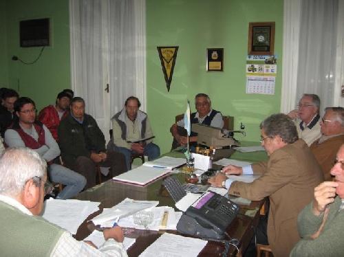 LRF - Reunión de la Liga - Novedades