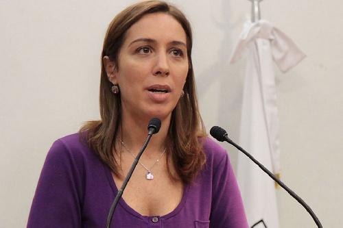 La gobernadora María Eugenia Vidal vendrá a Pigüé