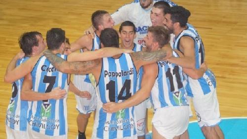 Racing de Chivilcoy venció a Ceres y se coronó campeón del Torneo Federal de Basquet.