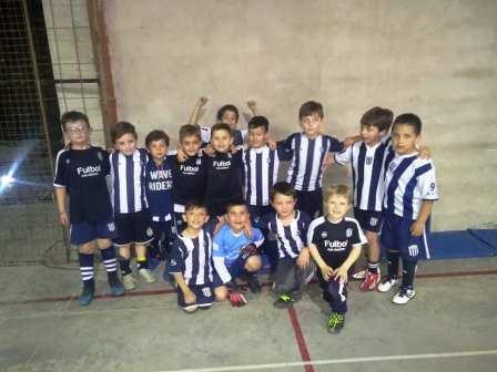 Fútbol infantil - Club Sarmiento retoma la actividad de Escuelitas.