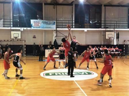 Basquet Valle Inferior - El equipo de Fiorido, Villa Congreso cerró su participación en el apertura.