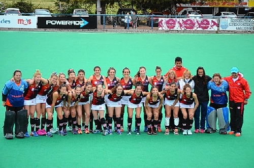Hockey Femenino Liga Nacional - Monte Hermoso con I Masars entre los cinco mejores equipos del país.  .