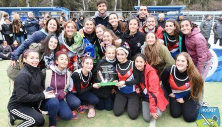 Hockey Femenino - 6ta - Atlético Ventana se adjudicó la etapa regular