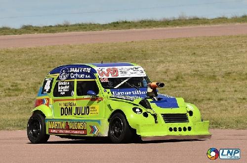 Fórmula 3 CV - Jorge González y Darío Rausch los ganadores del domingo.