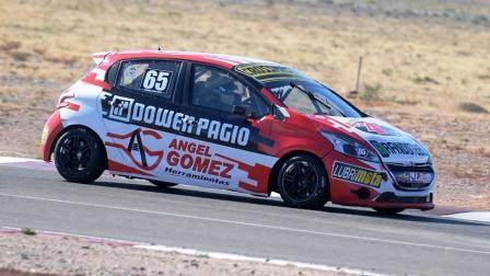 TN Clase 2 - Fernando Gomez Fredes finalizó 15° en la 2da serie.