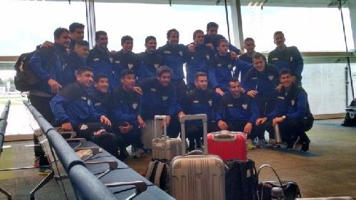 Copa Argentina - Martín Prost con Juventud Unida viajó a Formosa para jugar por 4° de final.