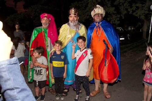 Los Reyes llegarán el próximo fin de semana a Pigüé