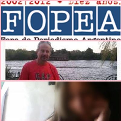 Foro de Periodismo Argentino (FOPEA) denuncia el grave ataque a periodista de radio FM de S. A: de Areco