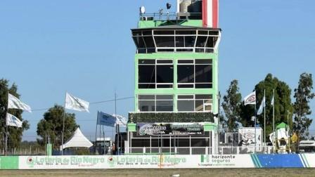 TC - Las mejoras en el autódromo de Viedma están finalizando.