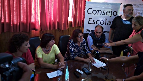 Consejo Escolar: reparar daños del temporal en las escuelas costará poco menos de medio millón de pesos