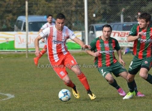 LRF - Franco Gianfelice el máximo goleador de nuestra ciudad en la liga.