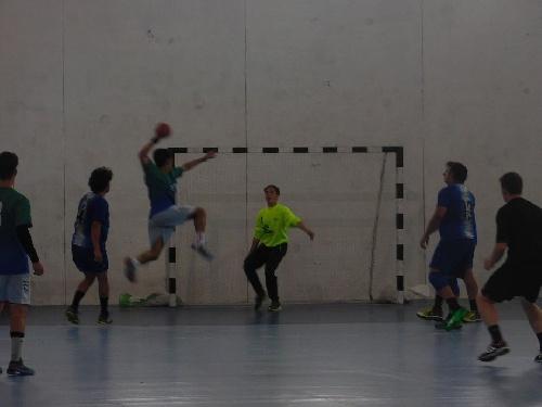 Derrota de la Asociación del SO de Handball Juveniles en Chapadmalal ante Neuquén.
