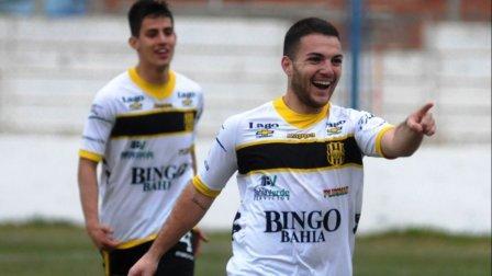 Liga del Sur - Con gol del suarense Alvarez y con la presencia de Nicolás Cabral Olimpo venció a Villa Mitre.