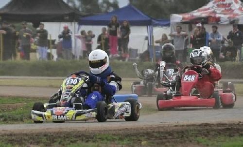 Karting - Resultados de la 2da fecha del ProKart Salliqueló en Saavedra.