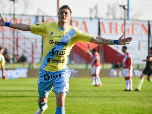 Copa Argentina - Con dos goles de Leandro González, Temperley goleó a Deportivo Maipú.