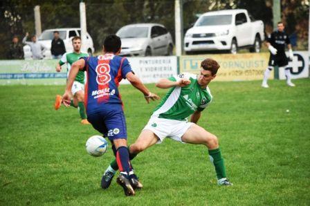 LRF - Unión de Tornquist recibe a Peñarol el sábado.