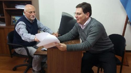 Actividades del Bloque de concejales de Unidad Peronista
