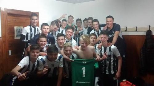 LRF - Inferiores - Club Sarmiento campeón en  6ta y Boca Juniors en 7ma. Sarmiento ganador del Clausura en 5ta.