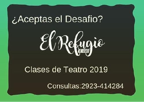 Clases de teatro en El Refugio