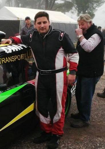 Categorías Zonales - Ignacio Furch el mejor tiempo del sábado en la Fórmula 3cv,