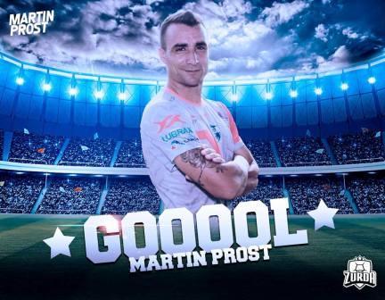 Futbol Boliviano - Martín Prost vuelve a anotar, en este caso ante el Royal Pari.