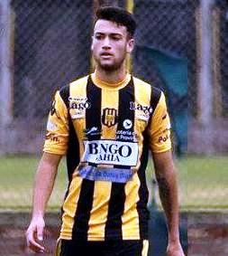 Liga del Sur - Nicolás Cabral reapareció ante Rosario Puerto Belgrano.