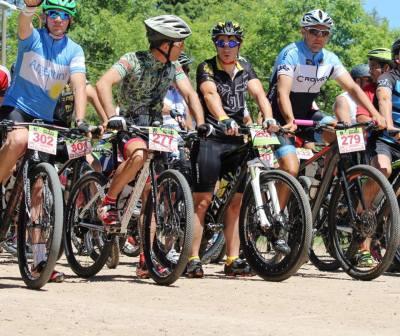 Rural Bike - Nutrida participación del distrito en Huanguelen.
