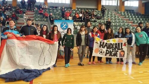 Torneo Nacional Handball - Cef 83 subcampeón en San Juan al ceder ante Mariano Acosta.
