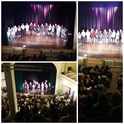 Anuncian una nueva presentación de la Cantata Escénica Francisco Issaly en el Teatro Español de Pigüé