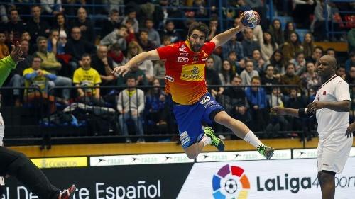 España debuta venciendo a Islandia en el mundial de balonmano.