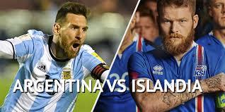 Por el partido Argentina Islandia Mundial 2018 piden posponer la fecha de inferiores.