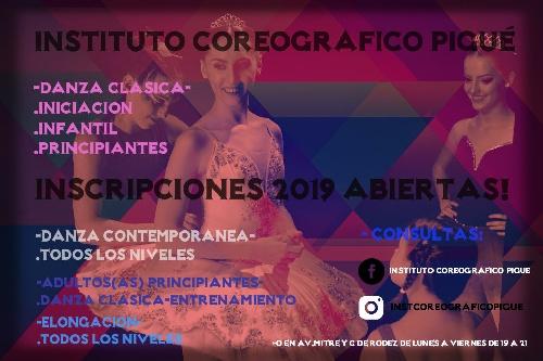 Instituto Coreográfico Pigüé