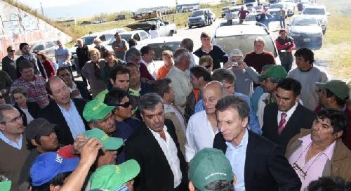 Macri en Tucumán