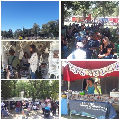 Público, Instituciones y emprendedores en los festejos del 135º Aniversario de la ciudad de Pigüé
