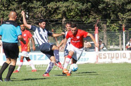 LRF - Sarmiento rescató un agonizante empate ante San Martín de Carhué.