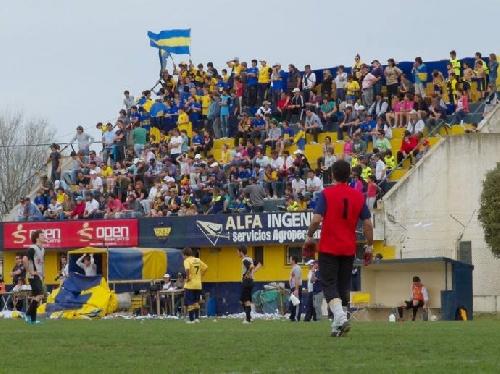LRF - Boca Juniors vs Peñarol jugaran la final en cancha del primero.