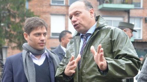 Anuncian visita de Sergio Berni a Pigüé