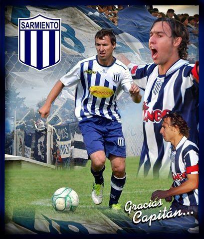 Pinito Sánchez se despidió del fútbol en la mañana del domingo.