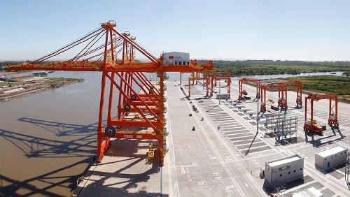 La terminal de contenedores que inauguró Scioli y JAMÁS FUNCIONÓ