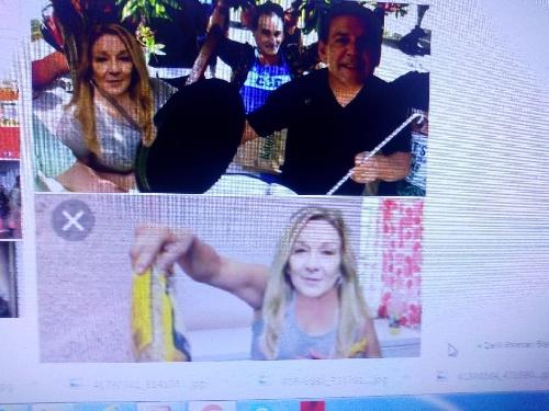 Indignación por fotos truchas y comentarios falaces  de Batista  en las redes  sobre los concejales Sevenié, Milano y Bories