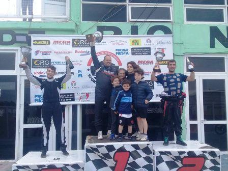 Sport Prototipos - Cristian Cavalli ratificó su liderazgo y es el campeón 2019.