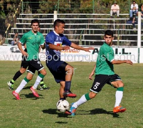 LRF - Deportivo Argentino recibe a Unión de Tornquist y Peñarol a Tiro Federal de Puán.