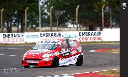 TN Clase2 - Ever Franetovich lidera el campeonato corridas 6 fechas