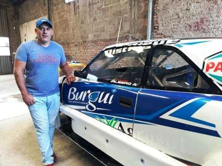 Supercar Pampeano - Ezequiel Albero continúa en la 3ra ubicación del campeonato.