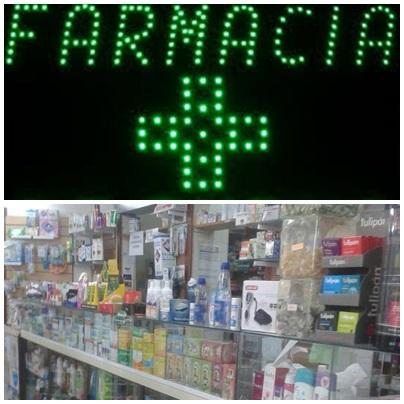 Cambio de horario de atención en farmacias