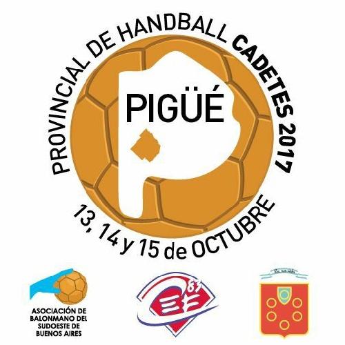 Handball - Se viene el Provincial de Cadetes Femenino y Masculino en la ciudad de Pigüé.