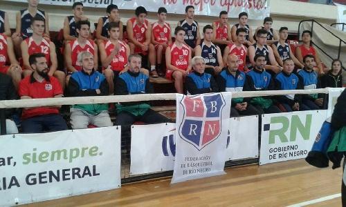 San Martín de Viedma con Ale Fiorido en su banco, busca un lugar en el Argentino de Clubes U19 -