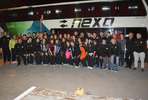 Hockey Torneo Ascenso en Salta - Ivana Masars integra el plantel femenino de Hockey Bahiense.