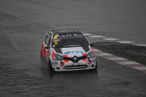 Turismo Pista Clase 3 - Emiliano González estará presente en la cuarta en San Jorge.